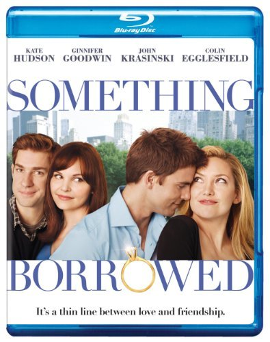 Something Borrowed Hudson Goodwin Karasinski Blu Ray Ws Pg13 Incl. Dc
