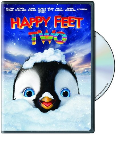 Happy Feet Two Happy Feet Two Ws Pg Inc. Dc Uv