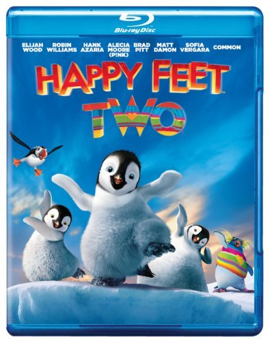 Happy Feet Two Happy Feet Two Blu Ray Ws Pg Inc. DVD Dc