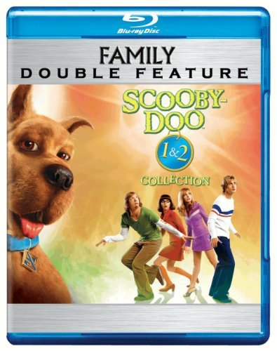 Scooby Doo The Movie Scooby D Scooby Doo The Move Scooby Do Blu Ray Ws Nr 2 Br