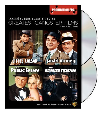 Gangsters Prohibition Tcm Greatest Classic Films Nr 2 DVD