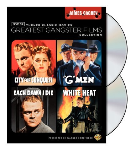 Gangsters James Cagney Tcm Greatest Classic Films Nr 2 DVD
