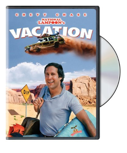 National Lampoon's Vacation Chase D'angelo Coca Quaid DVD R Ws