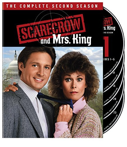 Scarecrow & Mrs. King Scarecrow & Mrs. King Season Season 2 Nr 5 DVD