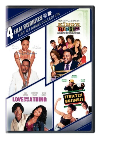 Love & Laughs 4 Film Favorites Ws R 2 DVD