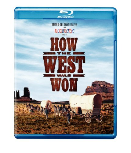 How The West Was Won Wayne Baker Reynolds Blu Ray Ws G