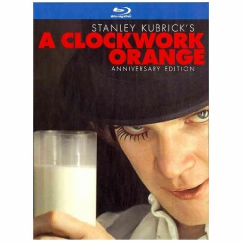 Clockwork Orange Mcdowell Magee Corri Blu Ray Ws 40th Anniv. Nr Digibook
