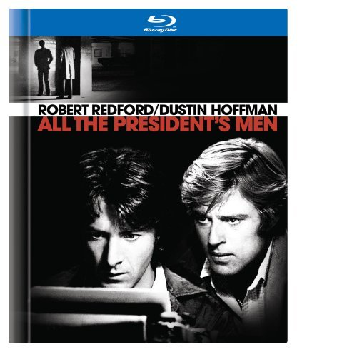 All The President's Men Hoffman Redford Warden Blu Ray Ws Pg