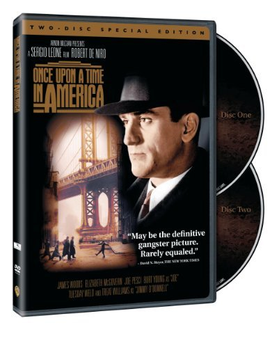Once Upon A Time In America Pesci Mcgovern Aiello Woods DVD R