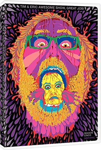 Tim & Eric Awesome Show Season 5 DVD Nr