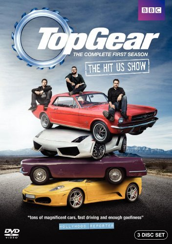 Top Gear Us Season One Top Gear Nr 3 DVD