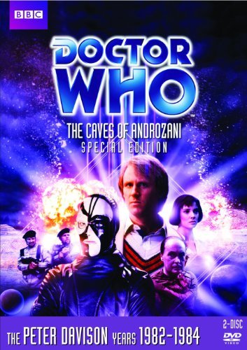 Doctor Who Caves Of Androzani Doctor Who Special Ed. Nr 2 DVD