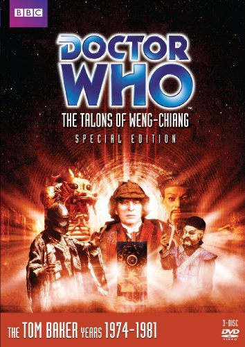Doctor Who Talons Of Weng Chiang Special Ed. Nr 2 DVD