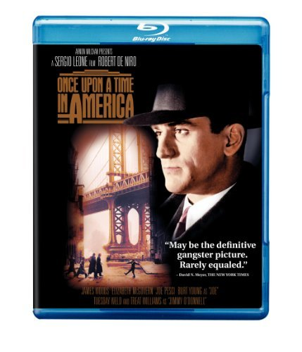 Once Upon A Time In America Pesci Mcgovern Aiello Woods Blu Ray Ws R