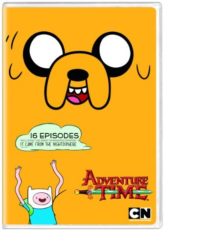 Adventure Time It Came From The Nightosphere DVD