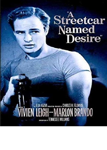 A Streetcar Named Desire Leigh Brando Hunter DVD Pg