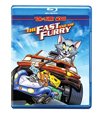 Tom & Jerry Fast & The Furry Ws Blu Ray Nr