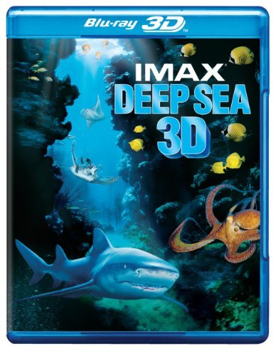 Deep Sea 3d Imax Blu Ray Ws 3dtv Nr