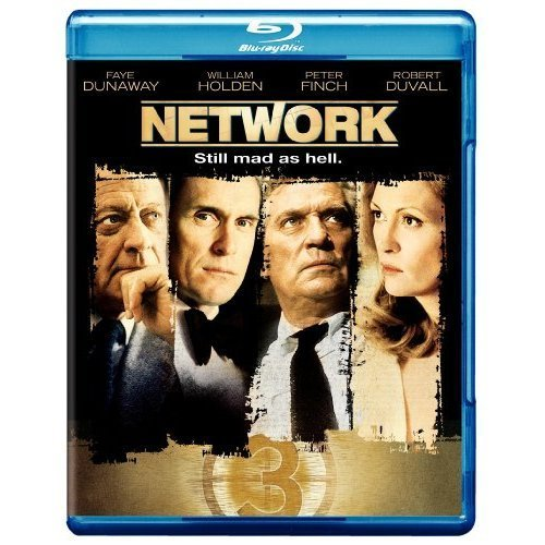 Network Dunaway Holden Finch Duvall Blu Ray Ws R