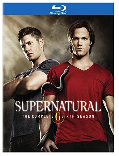 Supernatural Season 6 Blu Ray Nr