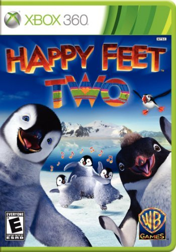 X360 Happy Feet Two E