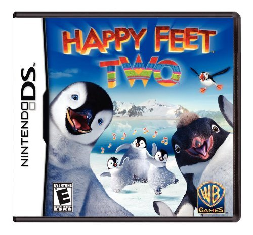 Nintendo Ds Happy Feet Two Whv Games E