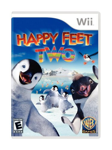 Wii Happy Feet Two Whv Games E