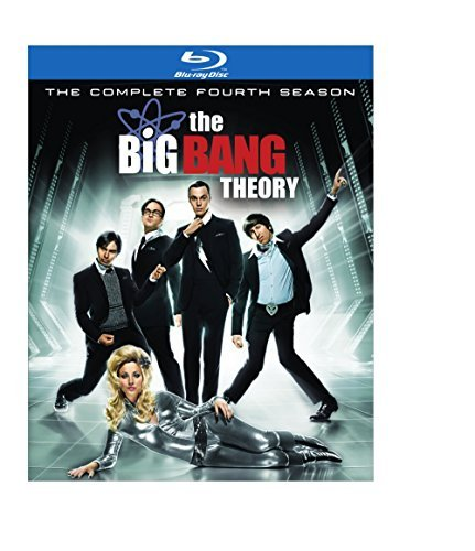 Big Bang Theory Season 4 Blu Ray Nr 2 Br