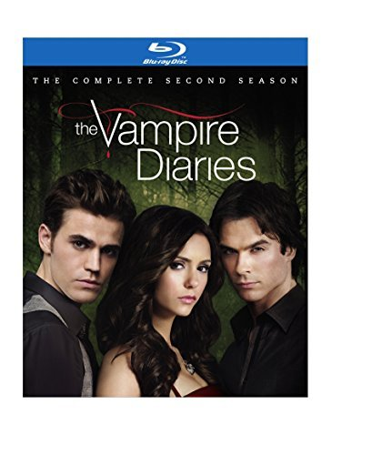 Vampire Diaries Season 2 Blu Ray