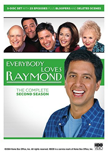 Everybody Loves Raymond Season 2 DVD