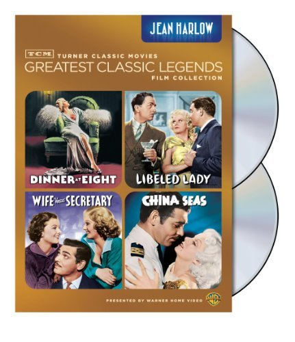 Jean Harlow Tcm Greatest Classic Films Le O Sleeve Nr