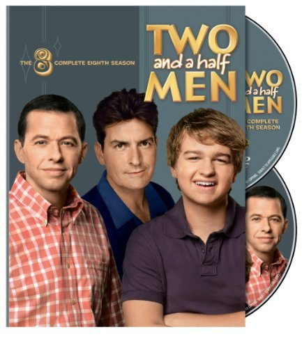 Two & A Half Men Season 8 Ws Nr 2 DVD