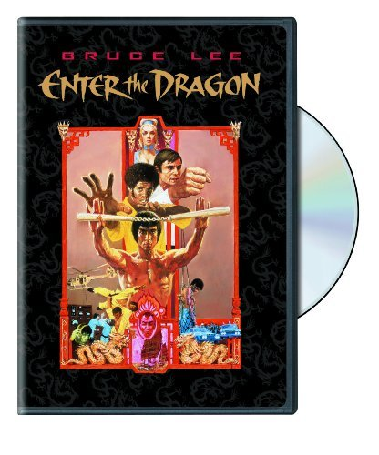 Enter The Dragon Lee DVD R