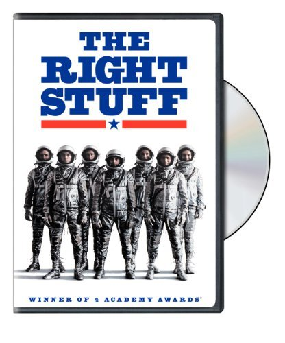Right Stuff Harris Shepard Quaid Hershey Pg