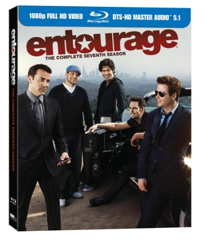 Entourage Season 7 Blu Ray Season 7