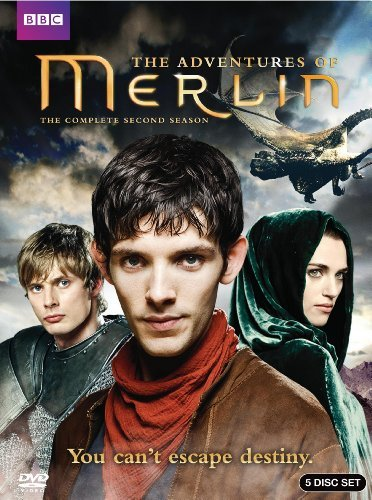 Merlin Season 2 Nr 5 DVD