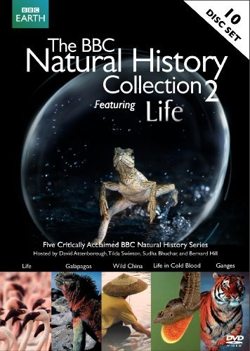Bbc Natural History Collection Bbc Natural History Collection Ws Nr 10 DVD