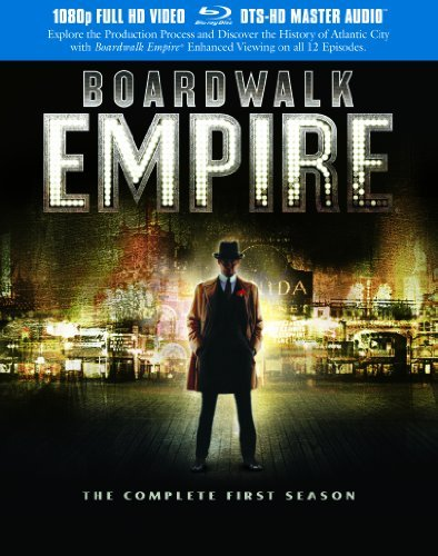 Boardwalk Empire Season 1 Ws Blu Ray Nr 5 DVD
