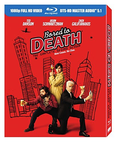 Bored To Death Bored To Death Season 2 Blu Ray Ws Tvma 2 Br
