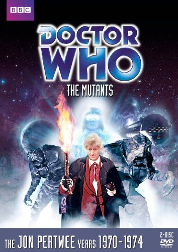 Doctor Who Mutants Doctor Who Nr 2 DVD