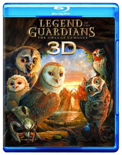 Legend Of The Guardians The O Legend Of The Guardians The O Blu Ray Ws 3dtv Pg 2 Br
