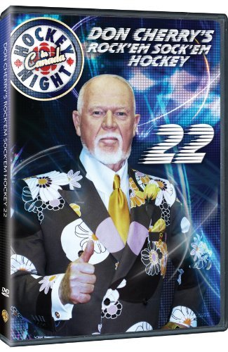 Don Cherry's Rock Em Sock Em Hockey 22 Don Cherry's Rock Em Sock Em Hockey 22 Import Can