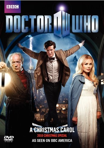 Doctor Who Christmas Carol DVD Nr