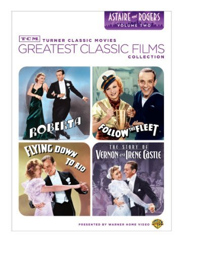 Vol. 2 Astaire & Rogers Tcm Greatest Classic Films Nr 2 DVD