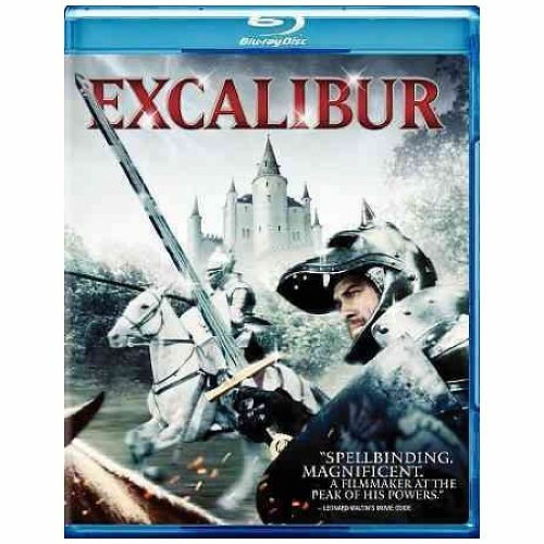 Excalibur Terry Williamson Clay Mirren L Blu Ray Ws R