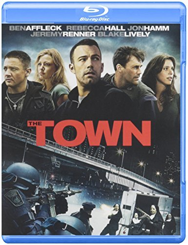 Town Affleck Hall Hamm Blu Ray