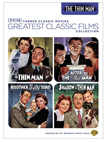 Tcm Greatest Classic Films Vol. 1 Thin Man Nr