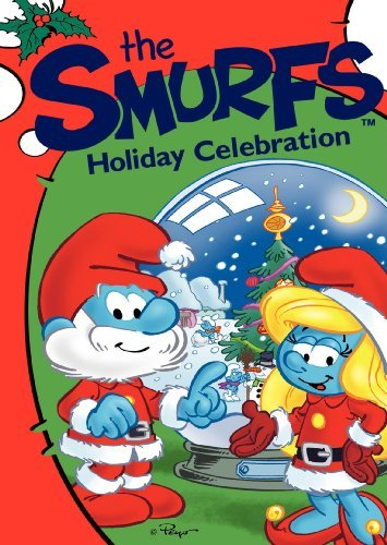 Smurfs Holiday Celebration DVD Nr