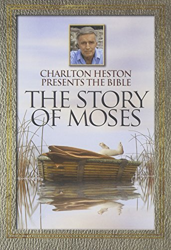 Story Of Moses Charlton Heston Presents The B Nr