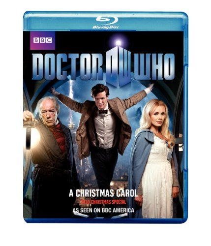 Doctor Who Christmas Carol Ws Blu Ray Nr